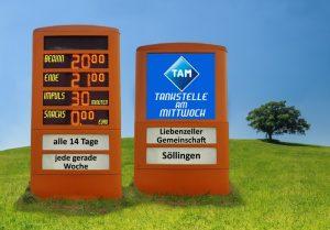 TAM - Tankstelle am Mittwoch