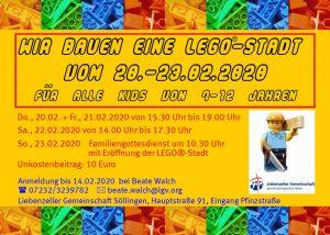 Lego-Tage 2020